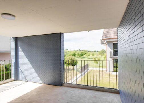 Loggia/Balkon - Wohnung A1