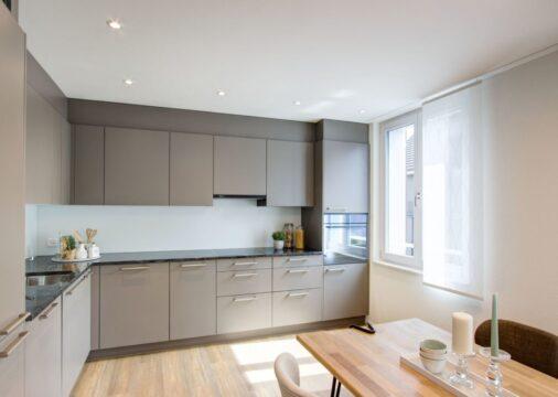 Küche, Essen - Wohnung E5